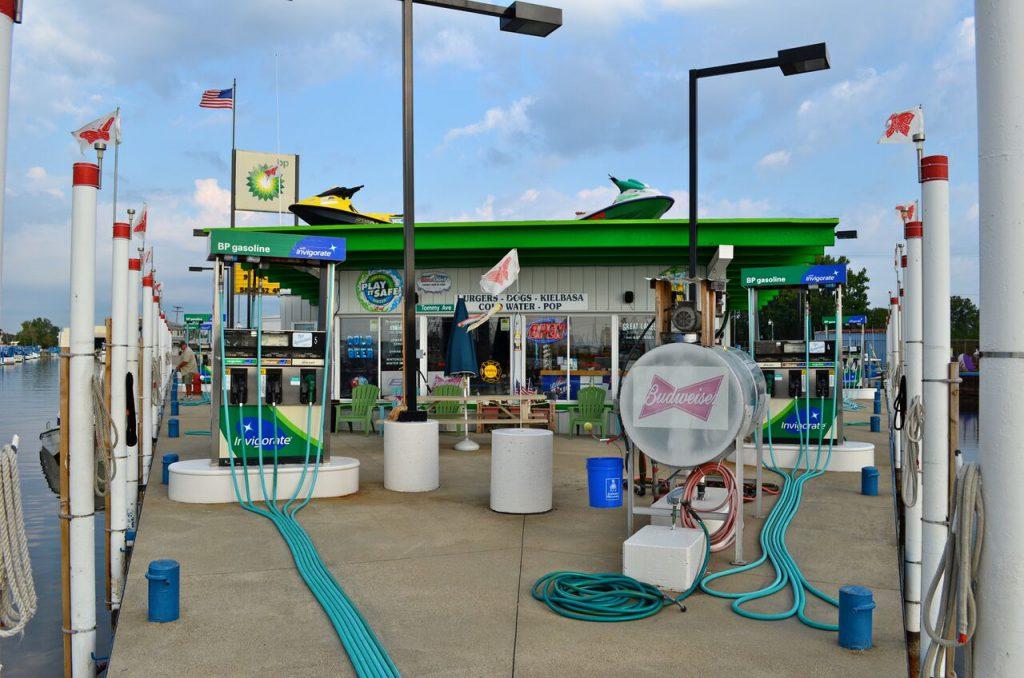 Fuel Dock – Miller Marina